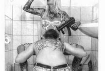 Tattoos / by Kristi Larson