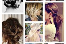 hair, nail and skincare (styles) / by Jenn Vitale