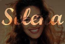Selena Quintanillia Perez / by Victoria Fuentes