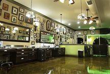 Tattoo shop ideas / by Omar Vargas.com