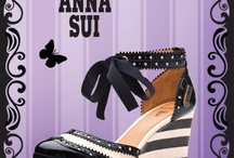 Anna Sui for Hush Puppies / Introducing Anna Sui for Hush Puppies. Authentic American style meets the trendsetting looks of a world-renowned fashion designer.