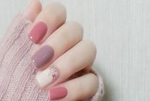 soft color nail