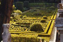 Jardines en Madrid