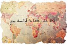 Maps / by Lauren Lopez