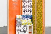 fabric display/exhibition
