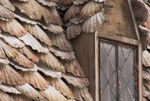 Roofs and roofscapes / Roofing materials and designs of timeless beauty