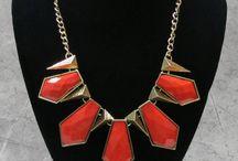 Taramanda Jewelry / Our Taramanda line of jewelry.