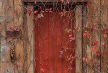 Puertas / Doors / 扉