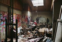 atelier and artist studios / the most amazing atelier or artist's house that I have seen and you absolutley have to seen too!