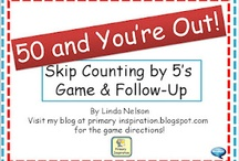 Math Ideas - Counting/Skip Counting