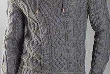 férfi pulcsi