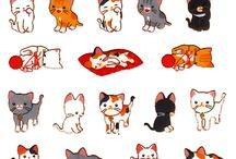 Miau.. Meow.. Miaou.. Nyan!