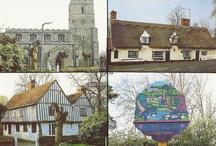 Linton Cambridge / The beautiful village of Linton, Cambridgeshire - where I grew up.
