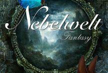 Fantasy Bücher / Wunschzettel / Lasse ich mich doch zu gerne von einem schönen Cover beeindruchen