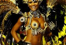 Rio Carnival / Rio Carnival Carnaval de Rio  #carnival #samba # brasil #brazil