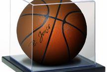 Sports & Outdoors - Memorabilia Display & Storage