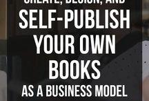 Self-Publish | Tips & Information