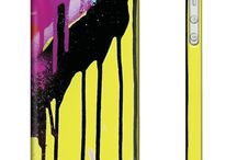Custom Art iPhone Cases / Art Collaboration iPhone 5 Cases featuring talented Sydney artists Vladimir Cherepanoff & Papier Princesse. Inspired by Paris, fashion, beauty, activism, graffiti and politics....Check it out!