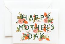 Gifts for Mom / Because she's your number one fan.  / by Chronicle Books