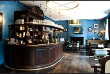 Tour de Pubs / Selection of pubs on the route of the first stage of 2014 Tour de France in Yorkshire