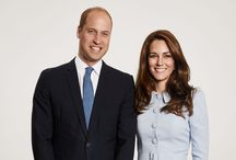 William & Kate photos / The Duke and Duchess of Cambridge