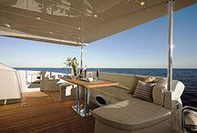 PN Perfil Azimut 70 / Painel yacht Azimut 70