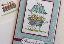 Friendship Sweetest Thoughts Stampin' Up!