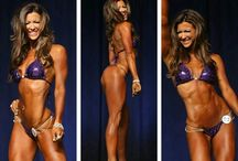 bikini fitness / This is the body i definitely want to have!