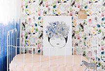 NUSERY INSPIRATION / Baby nursery interior design