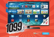 Ankara'nın Teknoloji Ekseni #Kutup'dan Kampanyalar / Ankara'nın Teknoloji Ekseni #Kutup'dan Hafta Sonuna Özel Samsung 102 Ekran Full HD Smart Led TV.
