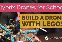 Robotics and drones