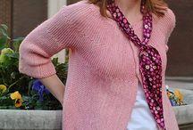 Beli-knitted cardigans