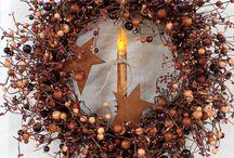Wreaths / by Tara Olsen