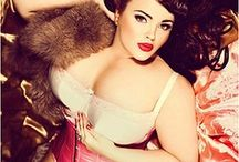 Pin up and vintage goodness