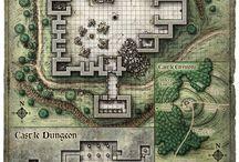Dnd dungeons