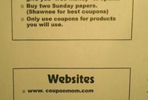 Couponing / by Danielle Moliassa