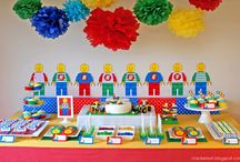 Party ideas for bubba / by Ashley Kennedy