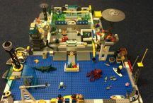 Radleys Lego Competition Entries 2016