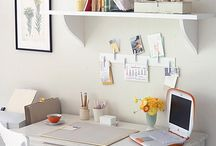 Work Space / by Ashley Menefee