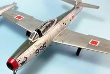 PLASTIC MODEL F-84G TAMIYA 1/48