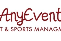AnyEvent Sports & Entertainment / by AnyEvent Sports & Entertainment Company