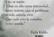 Frida entrañable.