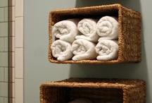 Storage ideas / Towels