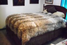 Fur Rugs and Blankets