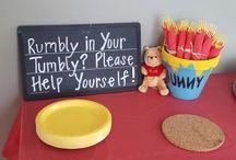 Winnie the Pooh board
