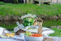 Picknick im Freien / Eine Woche Raus mit den Foodistas