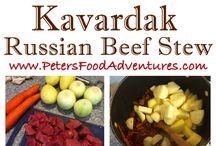 russian cuizine