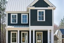 Exterior Paint Colors - The Brooklyn
