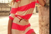 Summer & Spring Styles / Clothing, Summer, Spring, Woman, Colorfull
