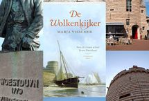 Historische romans auteur Marja Visscher